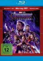 Avengers - Endgame - Blu-ray 3D + 2D (Blu-ray)