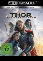 Thor - The Dark Kingdom - 4K Ultra HD Blu-ray + Blu-ray (4K Ultra HD)
