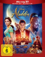 Aladdin - Live-Action / Blu-ray 3D + 2D (Blu-ray)