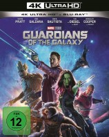Guardians of the Galaxy - 4K Ultra HD Blu-ray + Blu-ray (4K Ultra HD)
