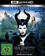 Maleficent - Die dunkle Fee - Ungekürzte Fassung / 4K Ultra HD Blu-ray + Blu-ray (4K Ultra HD)