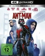 Ant-Man - 4K Ultra HD Blu-ray + Blu-ray (4K Ultra HD)