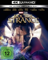 Doctor Strange - 4K Ultra HD Blu-ray + Blu-ray (4K Ultra HD)
