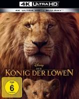 Der König der Löwen - 2019 / 4K Ultra HD Blu-ray + Blu-ray (4K Ultra HD)