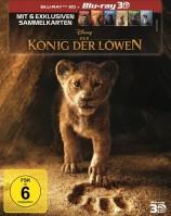 Der König der Löwen - 2019 / Blu-ray 3D + 2D (Blu-ray)