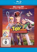 A Toy Story: Alles hört auf kein Kommando - Blu-ray 3D + 2D (Blu-ray)