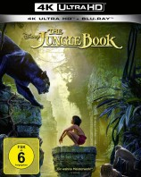 The Jungle Book - 4K Ultra HD Blu-ray + Blu-ray (4K Ultra HD)