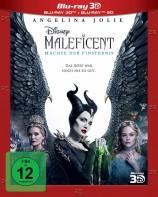 Maleficent - Mächte der Finsternis - Blu-ray 3D + 2D (Blu-ray)