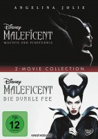 Maleficent 1+2 (DVD)