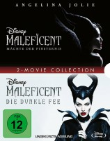 Maleficent 1+2 (Blu-ray)