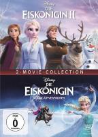 Die Eiskönigin 1+2 (DVD)