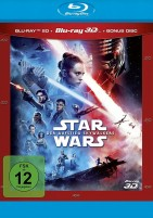 Star Wars: Episode IX - Der Aufstieg Skywalkers - Blu-ray 3D + 2D + Bonus-Disc (Blu-ray)