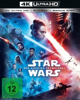 Star Wars: Episode IX - Der Aufstieg Skywalkers - 4K Ultra HD Blu-ray + Blu-ray + Bonus-Disc (4K Ultra HD)
