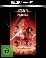 Star Wars: Episode VIII - Die letzten Jedi - 4K Ultra HD Blu-ray + Blu-ray / Line Look 2020 (4K Ultra HD)