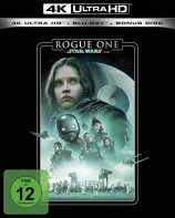 Rogue One - A Star Wars Story - 4K Ultra HD Blu-ray + Blu-ray / Line Look 2020 (4K Ultra HD)