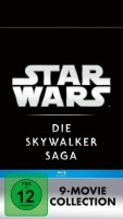 Star Wars - Die Skywalker Saga / Episode I-IX (Blu-ray)