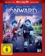 Onward - Keine halben Sachen - Blu-ray 3D + 2D + Bonus-Disc (Blu-ray)