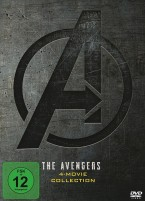 The Avengers - 4 Movie Collection (DVD)