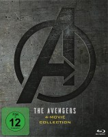 The Avengers - 4 Movie Collection (Blu-ray)