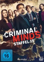 Criminal Minds - Season 15 (DVD)