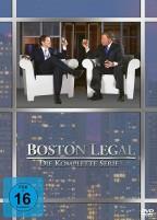 Boston Legal - Staffel 1-5 / Komplettbox (DVD)
