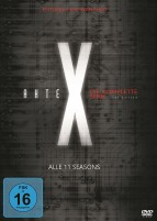 Akte X - Staffel 1-11 / Komplettbox (DVD)