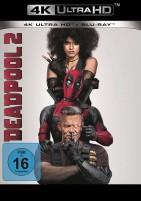 Deadpool 2 - 4K Ultra HD Blu-ray + Blu-ray (4K Ultra HD)