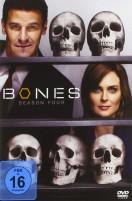 Bones - Die Knochenjägerin - Season 4 / Amaray / Neuauflage (DVD)