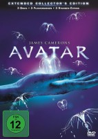 Avatar - Aufbruch nach Pandora - Extended Collector's Edition / Amaray (DVD)