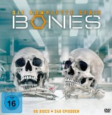 Bones - Die Knochenjägerin - Die komplette Serie / Neuauflage (DVD)