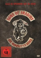 Sons of Anarchy - Die komplette Serie / Staffel 1-7 / 2. Auflage (DVD)
