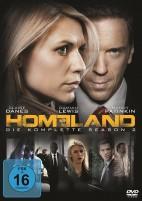 Homeland - Staffel 02 / 2. Auflage (DVD)