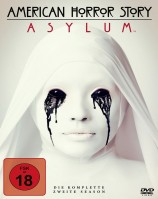 American Horror Story - Staffel 02 / Asylum (DVD)
