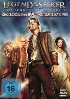 Legend of the Seeker - Das Schwert der Wahrheit - Staffel 02 (DVD)