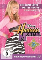 Hannah Montana - Staffel 3 (DVD)