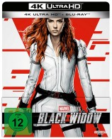 Black Widow - 4K Ultra HD Blu-ray + Blu-ray / Limited Steelbook (4K Ultra HD)
