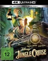 Jungle Cruise - 4K Ultra HD Blu-ray + Blu-ray (4K Ultra HD)