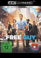 Free Guy - 4K Ultra HD Blu-ray + Blu-ray (4K Ultra HD)