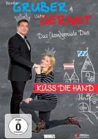 Küss die Hand - Monika Gruber & Viktor Gernot - Das (kon)geniale Duo (DVD)