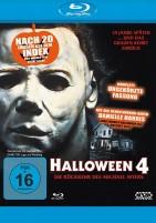 Halloween 4 - Die Rückkehr des Michael Myers (Blu-ray)