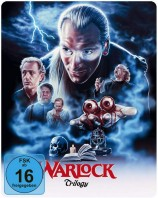 Warlock Trilogy - Steelbook (Blu-ray)