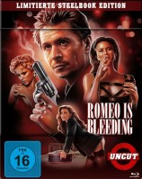 Romeo Is Bleeding - Limited Steelbook Edition (Blu-ray)