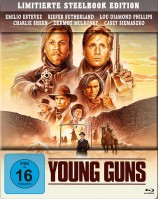 Young Guns - Steelbook (Blu-ray)