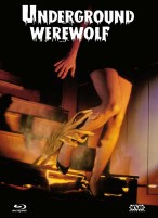 Underground Werewolf - Limited Collector's Edition / Cover C (Blu-ray)