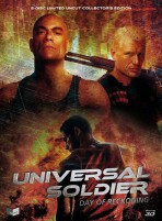Universal Soldier - Day of Reckoning - Blu-ray 3D + 2D / Limited Uncut Collector's Edition / Cover B (Blu-ray)