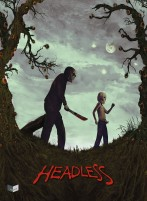 Headless - Limited Collector's Edition / Cover B (Blu-ray)