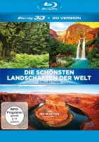 Die schönsten Landschaften der Welt - Blu-ray 3D + 2D (Blu-ray)