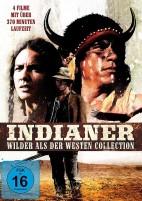 Indianer - Wilder als der Westen Collection (DVD)