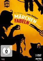 Die Klassiker von Lotte Reiniger - Märchen und Fabeln (DVD)