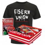 """Eisern Union - Und freitags in die """"Grüne Hölle"""" - Limitierte Geschenkbox (+ T-Shirt Gr. L) (DVD)"""